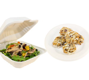 Eco-Friendly Take Out Containers